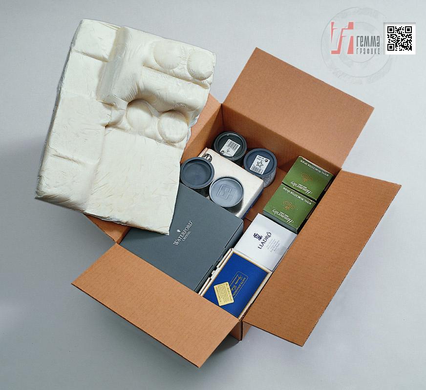 Защитная упаковка из гофрокартона